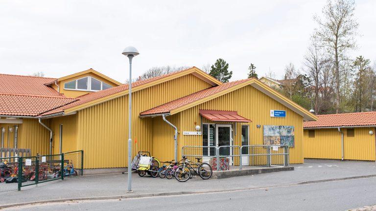 IST Home-teamet besökte Låssby Förskola