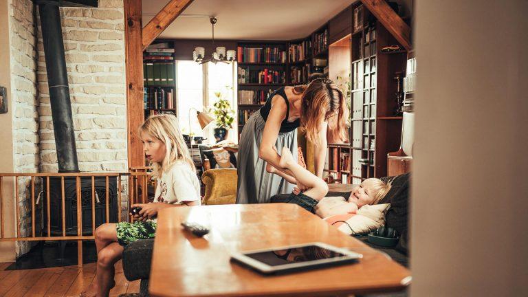 Digitala hjälpmedel underlättar för föräldrar |IST Home