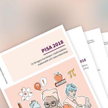 Resultaten för PISA 2018 har presenterats
