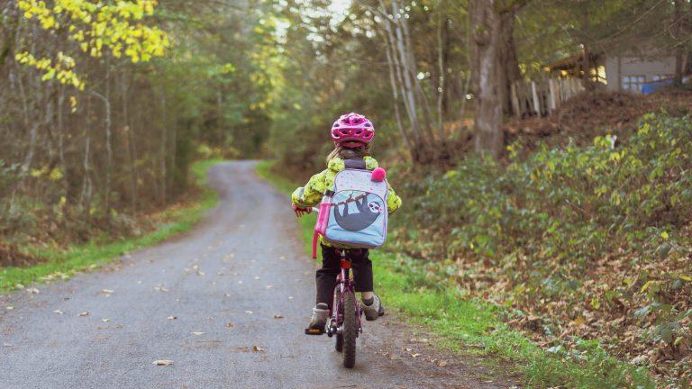 Cykla är enkelt – när man kan det!